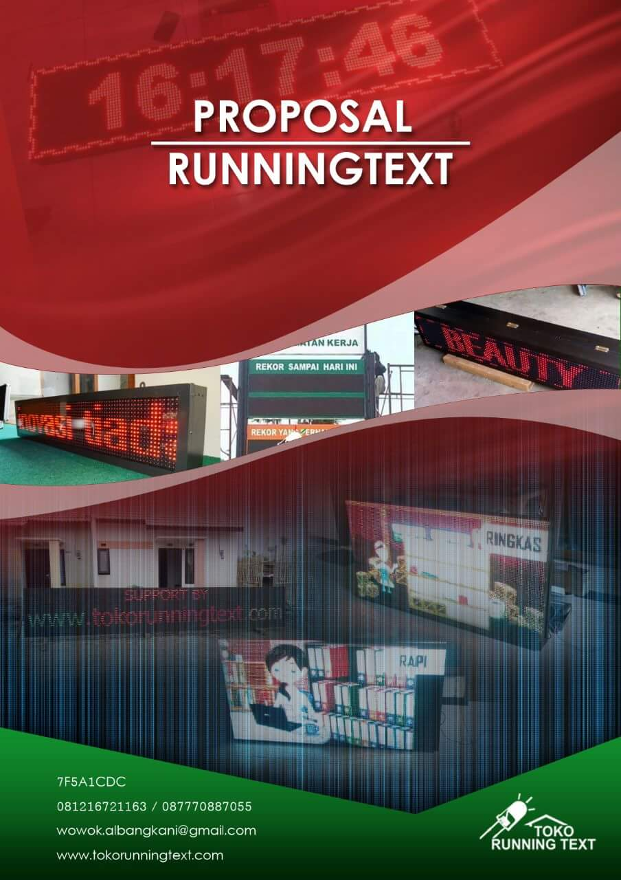 Runningtext