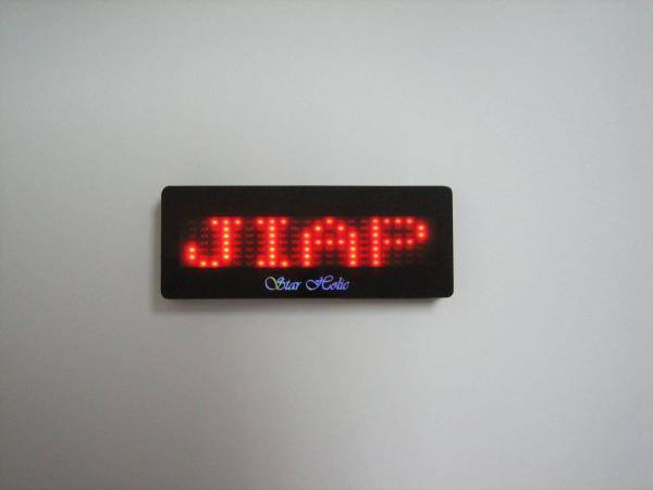 Name Tag LED