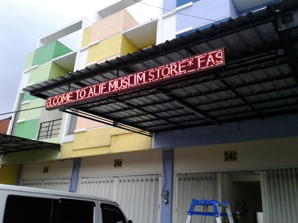 Runningtext Store